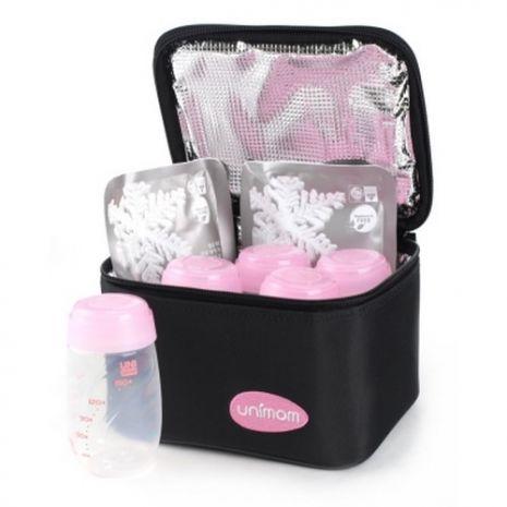 bảo quản sữa mẹ khi đi du lịch